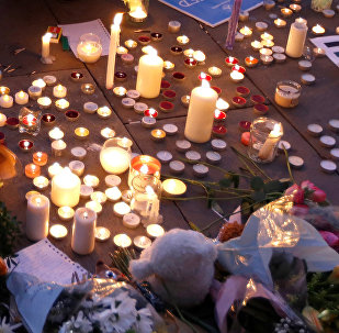 Manchester, lieu de l'attentat
