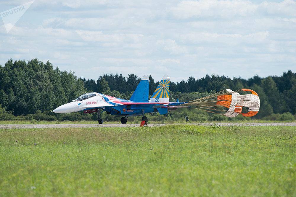 Soukhoï Su-27: il y a 40 ans, le premier vol
