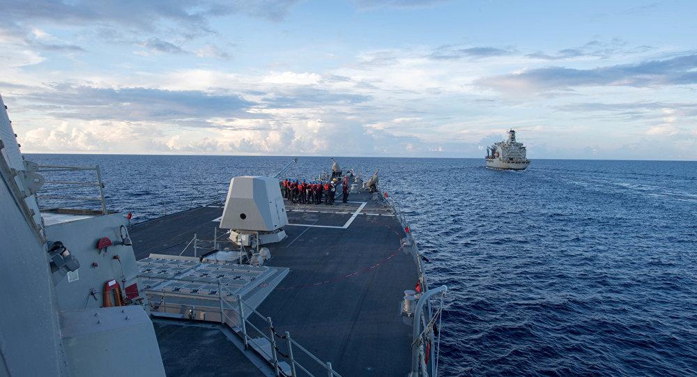 USS Dewey