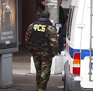 Un agent du FSB