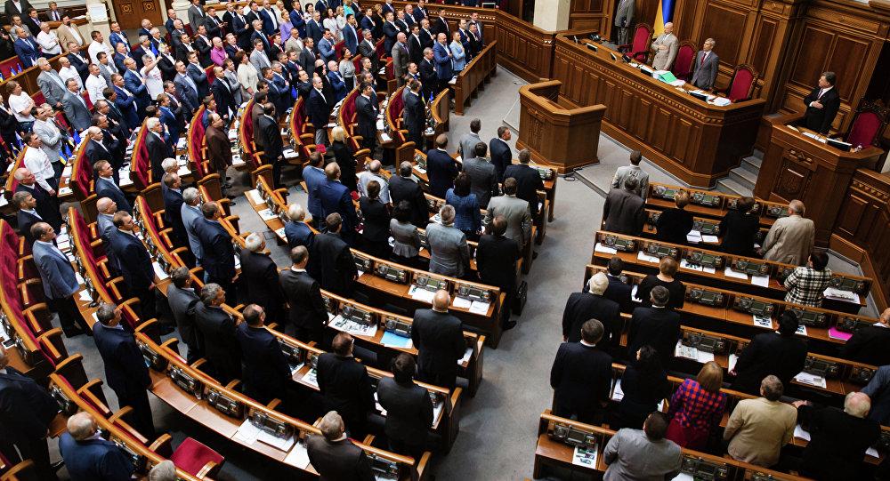 Un député ukrainien menace l'opposition de répéter la «Nuit des longs couteaux»