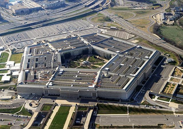 Le Pentagone, ministère de la Défense américaine