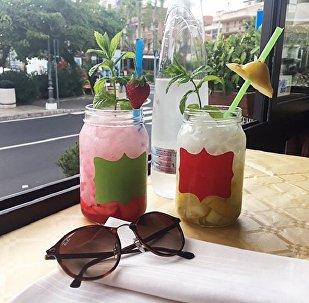 Cocktails Trump et Melania