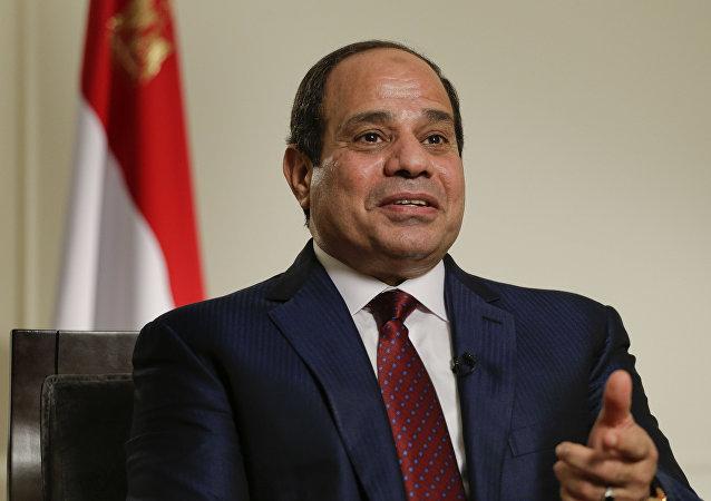 L'Égypte effectue des frappes aériennes sur des positions des terroristes