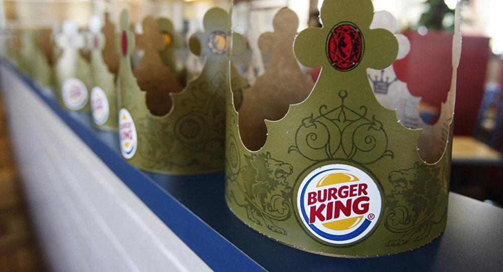 Fastfood-Kette Burger King