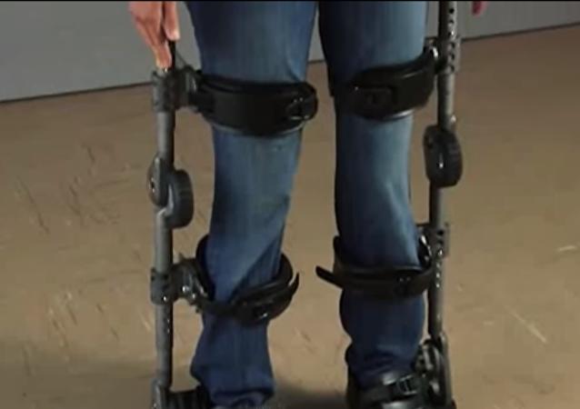 FORTIS, exosquelette de Lockheed Matrin