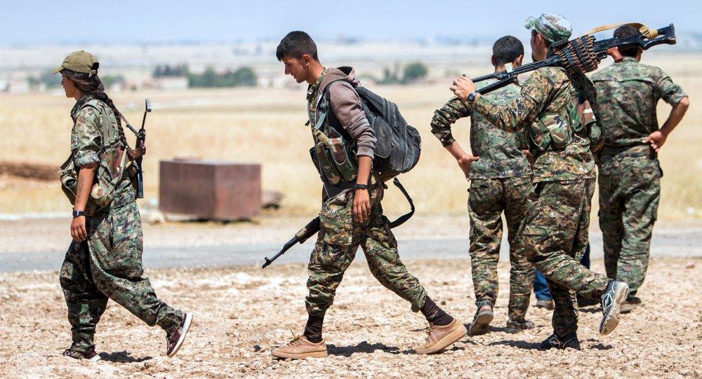 Un nouveau lot d'armements US livré aux Kurdes syriens
