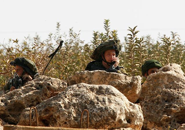 Soldats israéliens, image d'illustration