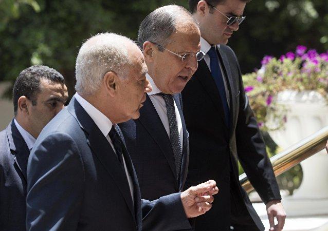 Moscou-Le Caire: Lavrov appelle à la lutte commune contre le terrorisme