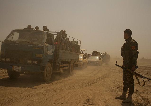 Daech ne contrôle plus que 10% de Mossoul