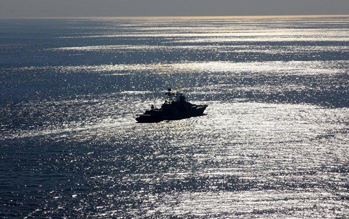 Le navire russe Severomorsk passe par la Manche - Sputnik France - Sputnik France