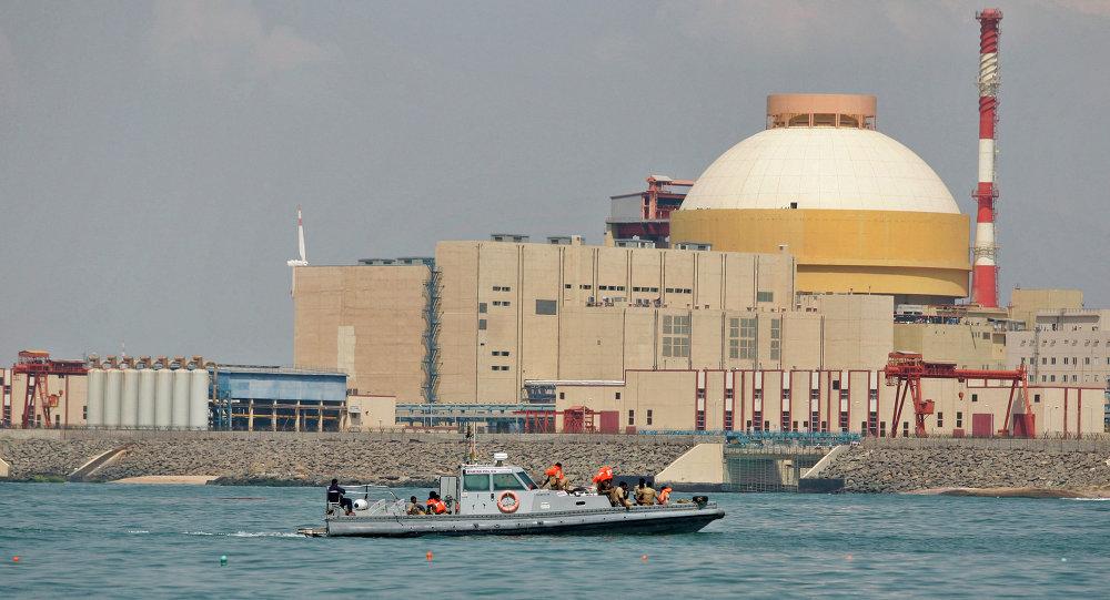La centrale nucléaire indienne de Kudankulam