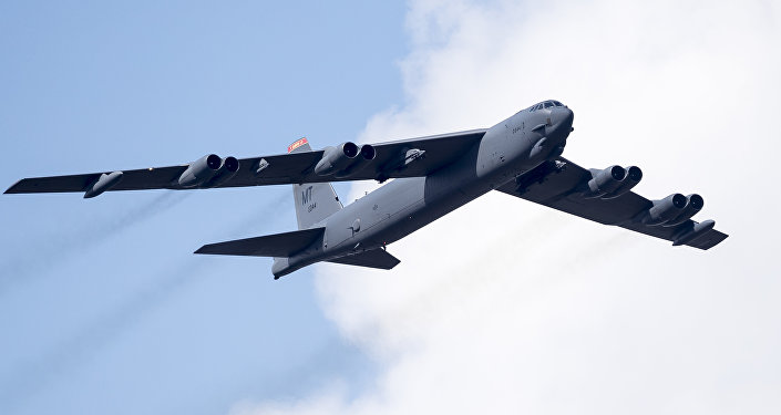 Un B-52 Stratofortress