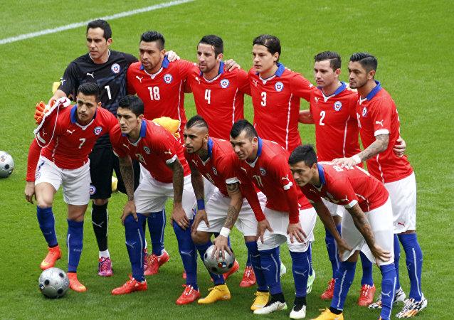 Equipe nationale du Chili