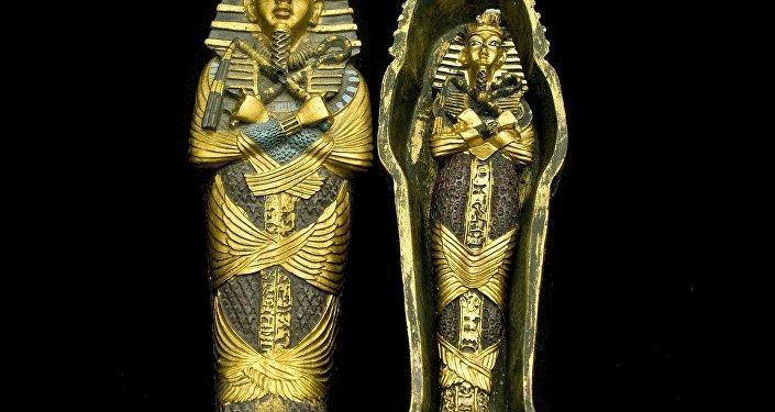 L'ADN des momies égyptiennes analysé pour la première fois