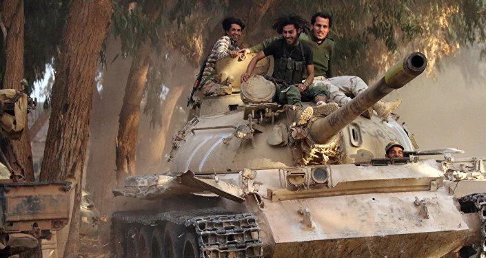 Libération de Benghazi