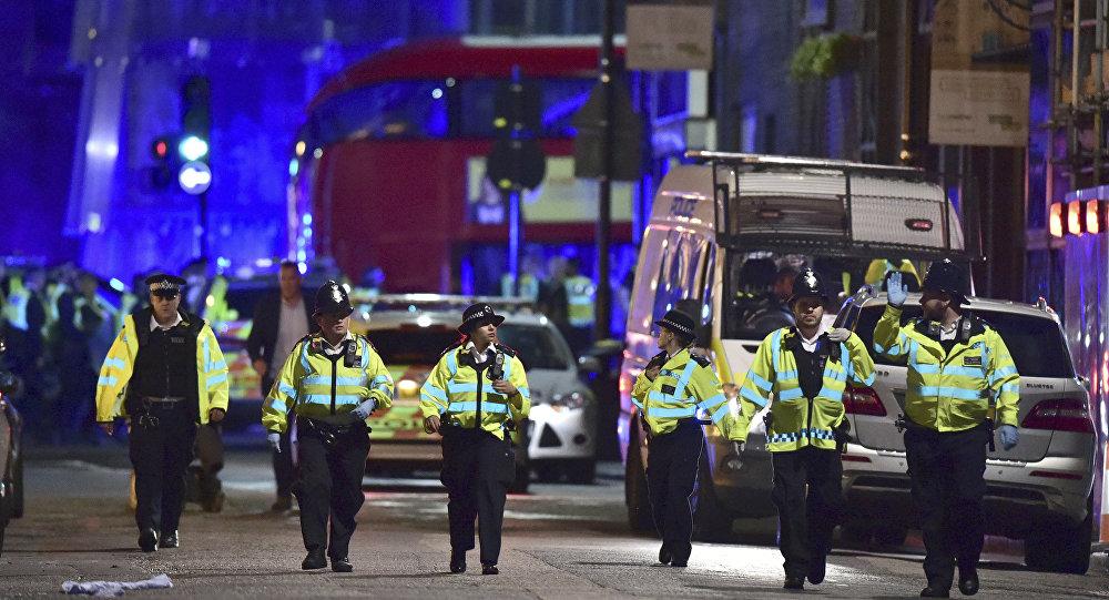Police londonienne