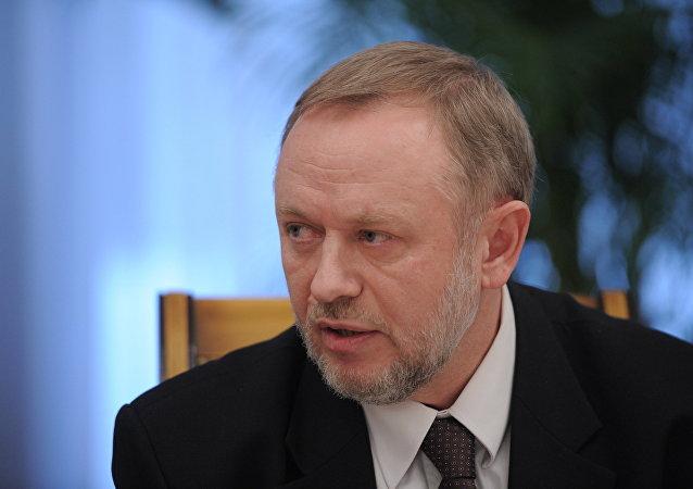 Alexandre Fomine, ministre adjoint de la Défense russe.