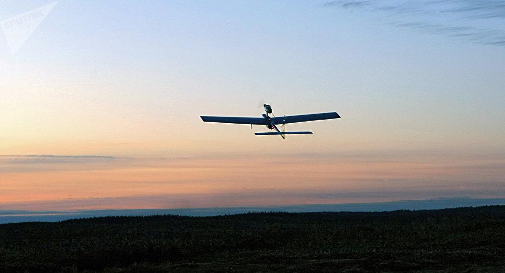 Un drone russe
