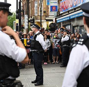 Londres après les attentats