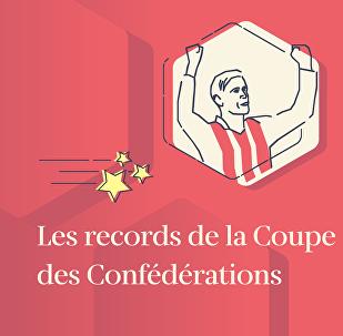 Les records de la Coupe des Confédérations
