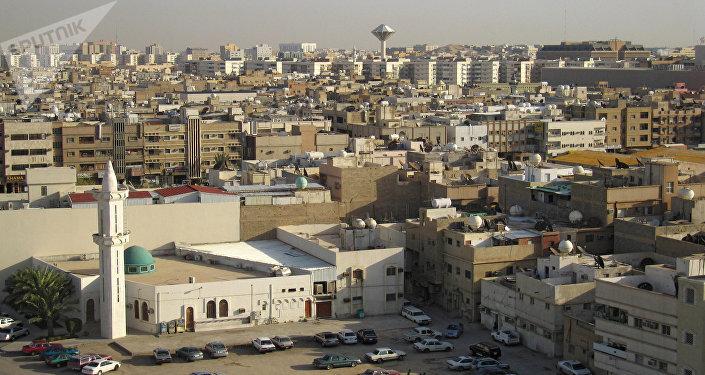 Panorama de Riyad
