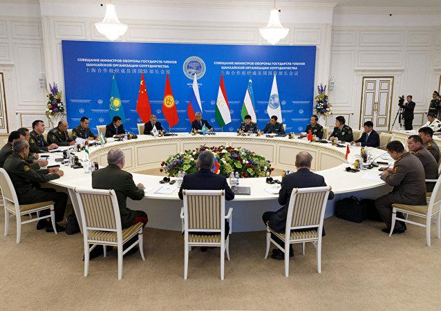 Un sommet de l'OCS