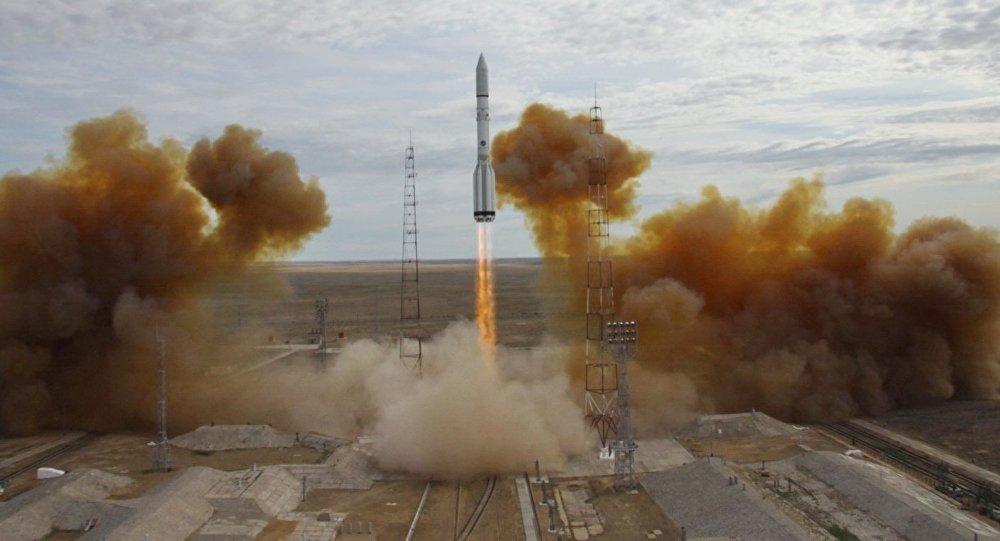 Premier tir d'un lanceur russe Proton-M depuis un an