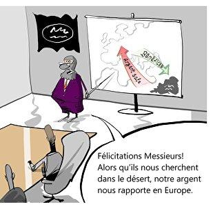 Daech cherche à gagner de l'argent en Europe