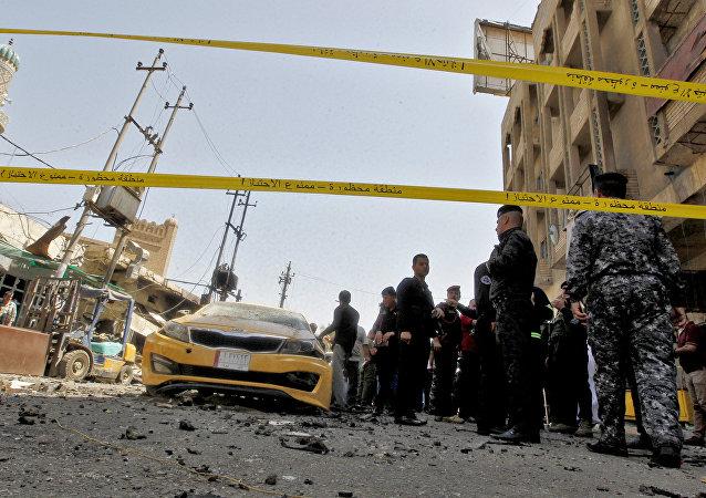police irakienne
