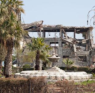 Mossoul en ruines