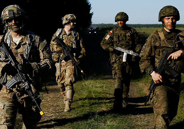 Les exercices militaires Anakonda-16 en Pologne