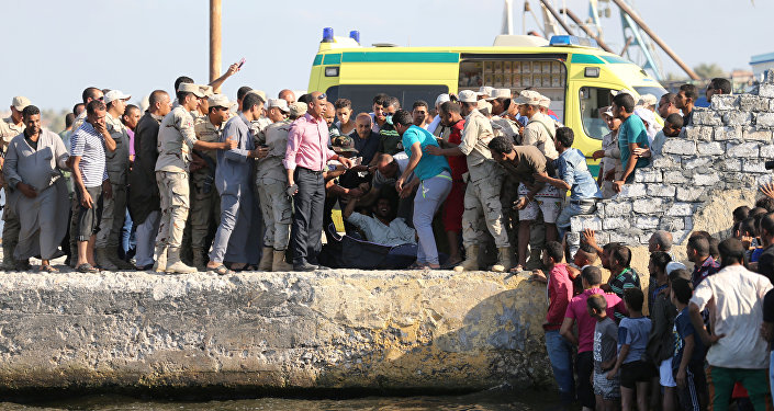 Naufrage d'un bateau de migrants près des côtes libyennes: 8 morts, plus de 100 disparus