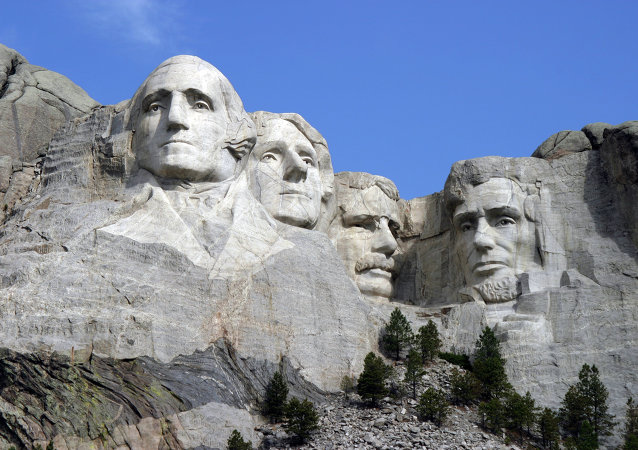 Monument du mont Rushmore