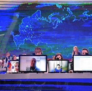 La Ligne directe avec Vladimir Poutine