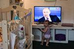 Vladimir Poutine en direct