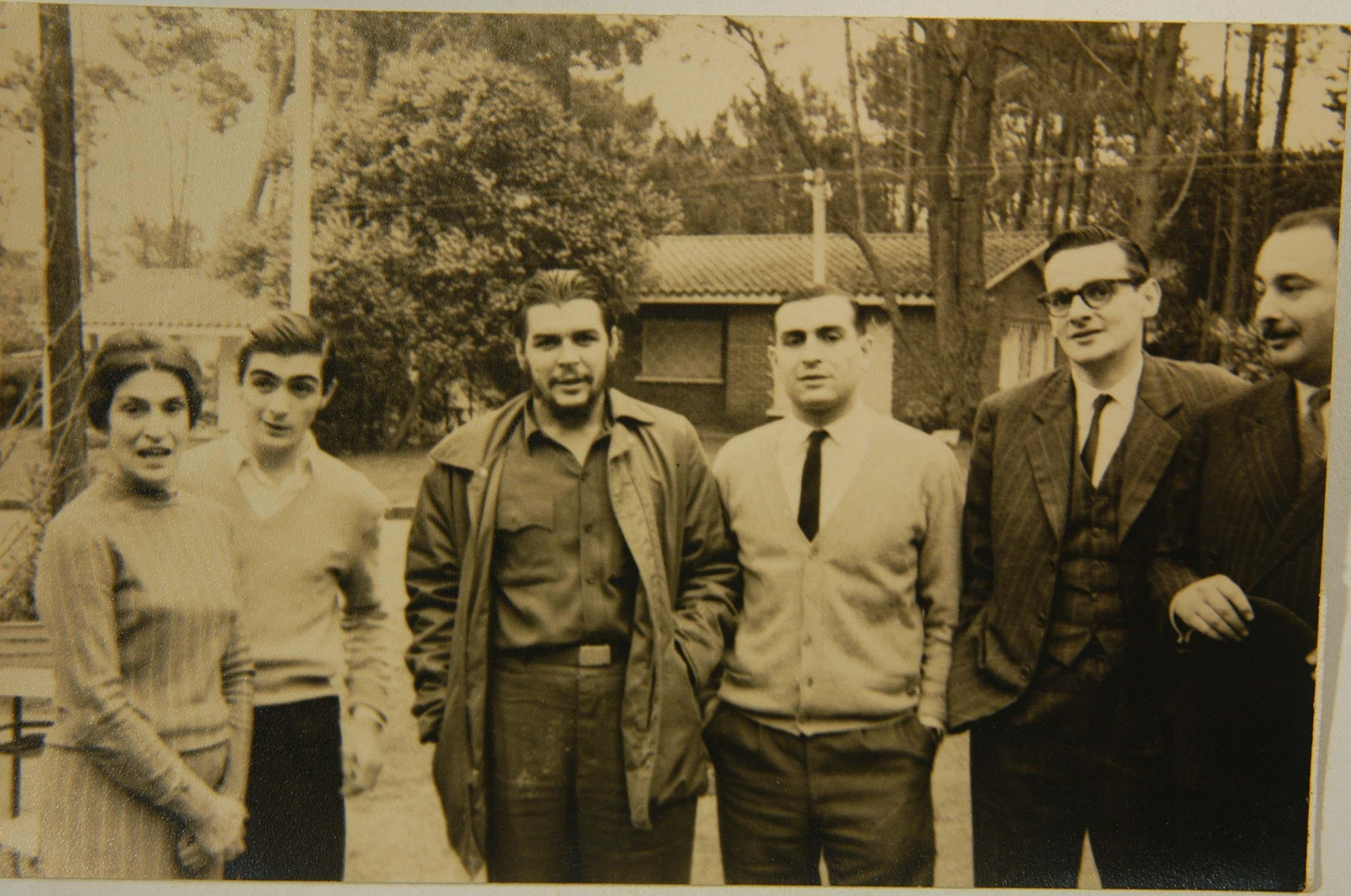 La famille du Che