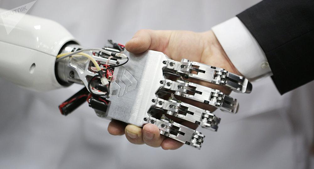 Chine: une cité des robots voit le jour à Hangzhou