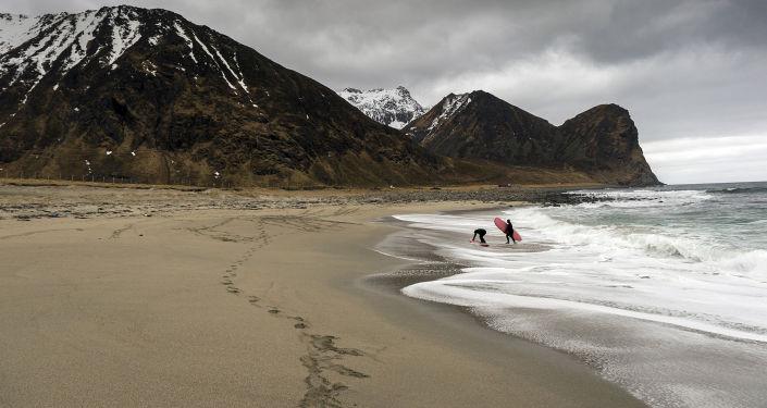l'archipel des Lofoten (image d'illustration)