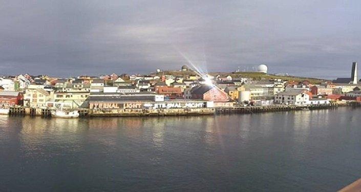 L'île de Vardo
