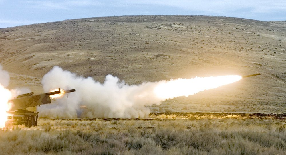 HIMARS. Archive photo