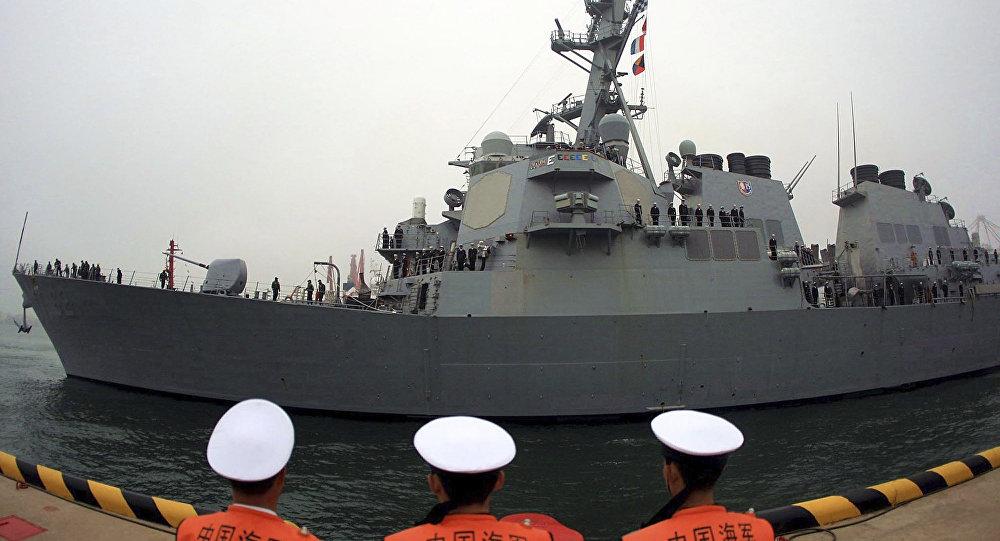 Collision au Japon: recherche des marins américains disparus