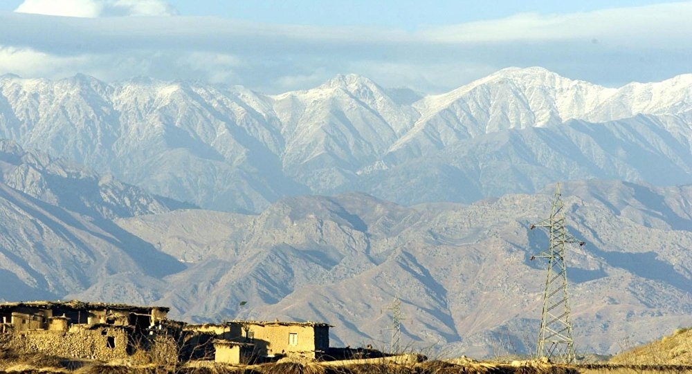 Afghanistan. Photo d'archive