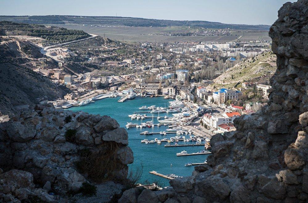 Crimée, la presqu'île au trésor