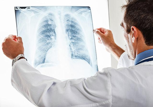 Une radiographie