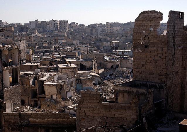 «L'enfer sur terre»: ce qu'est devenue Alep après 4ans sous le joug terroriste (Vidéo)