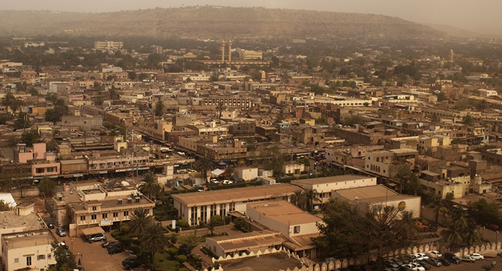 Bamako, la capitale du Mali