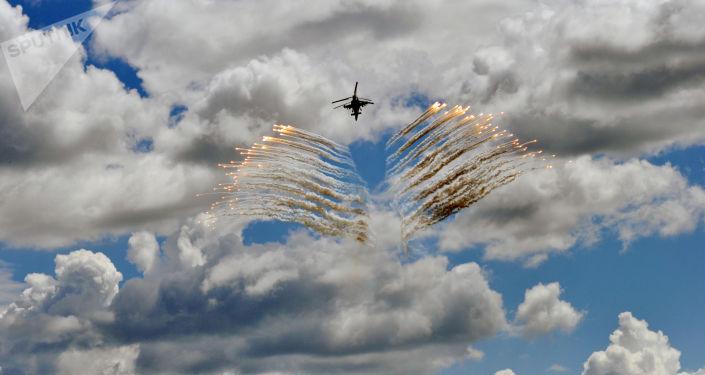 Tournoi Aviadarts 2018: des Su-57 détruisent des cibles «ennemies» au sol (vidéo)