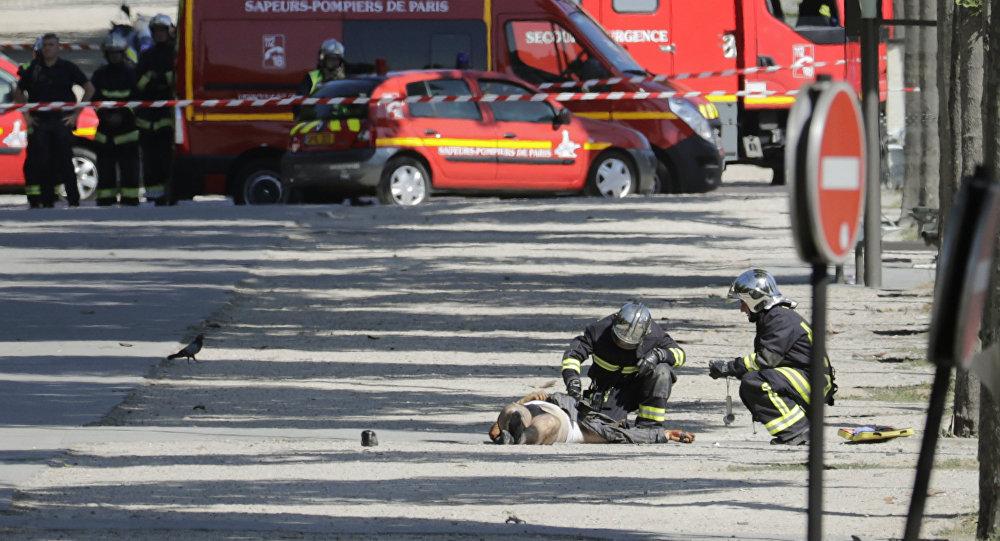 Le conducteur du véhicule ayant percuté un fourgon de gendarmerie pourrait être mort