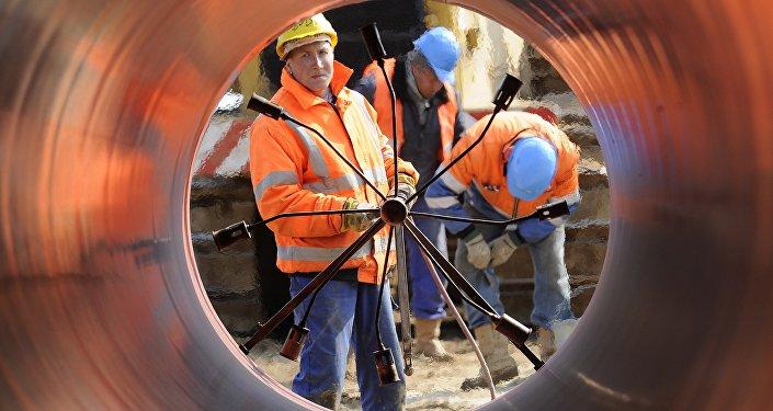 Nord Stream 2: les pays de l'UE auront-ils le courage de dire «niet» aux USA?